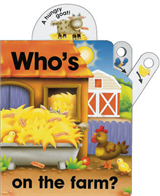 Flip Top: Who's on the Farm?