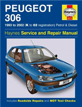 Peugeot 306 Petrol and Diesel Service and Repair Manual: 1993 to 2002