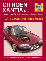 Citroen Xantia Petrol and Diesel Service and Repair Manual: 1993 to 2001 (K to Y Reg)