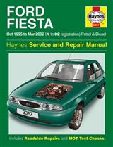 Ford Fiesta Service and Repair Manual: Petrol and Diesel 1995-2002