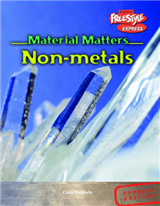 Freestyle Express Material Matters Non-Metals Paperback