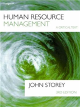 Human Resources Management: A Critical Text, 3e
