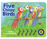 Five Chirpy Birds