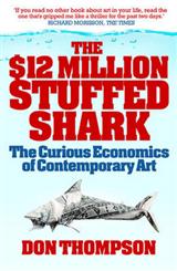 $12 Million Stuffed Shark