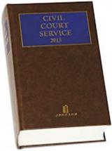 Civil Court Service: 2013