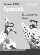 Edexcel GCSE Spanish Foundation Workbook 8 Pack