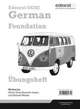 Edexcel GCSE German Foundation Workbook Pack of 8