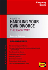 Guide to Handling Your Own Divorce the Easyway