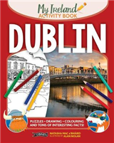 Dublin: My Ireland Activity Book