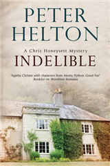 Indelible: An English Murder Mystery Set Around Bath