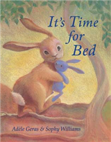 It's Time for Bed