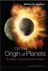 On The Origin Of Planets: By Means Of Natural Simple Processes