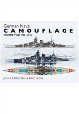 German Naval Camouflage Volume II: 1942 - 1945