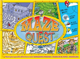 Maze Quest: Start Your Puzzle Adventure Now!