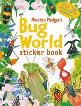 Bug World Sticker Book