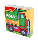 Mini Movers Truck Slipcase