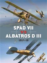 Spad VII Vs. Albatros D III: 1917-18