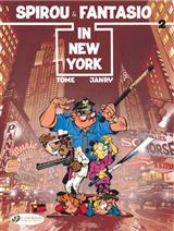 Spirou & Fantasio: v. 2: Spirou and Fantasio in New York