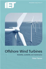 Offshore Wind Turbines: Reliability, availability and maintenance