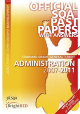 Administration General/Credit SQA Past Papers: 2011