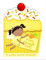 Penny the Pineapple Fairy: My Scented Chunky Storybook
