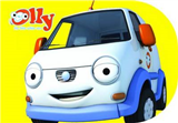 Olly the Little White Van: Chunky Storybook