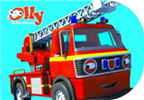Royston the Fire Engine: Chunky Storybook
