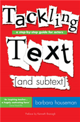 Tackling Text: A step-by-step guide for actors