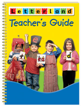 Letterland Teachers Guide