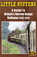 Little Puffers - a Guide to Britain's Narrow Gauge Railways