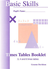 Times Tables Booklets: Bk. 2