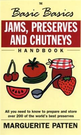 Basics Basics Jams, Preserves and Chutneys Handbook