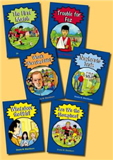 Sam\'s Football Stories: Set B: First Match, Trouble with Foz, What About the Girls?, What\'s Worrying Eddie?, Nowhere to Train, Are We the Champions?