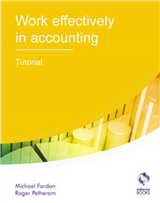 Work Effectively in Accounting Tutorial