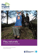 Play, Naturally: A Review of Children\'s Natural Play