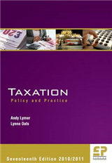 Taxation: Policy & Practice: 2010/2011