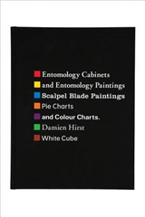 Entomology Cabinets and Paintings, Scalpel Blade Paintings and Colour Charts