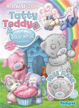 Tatty Teddy Annual: 2014