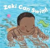 Zeki Can Swim!