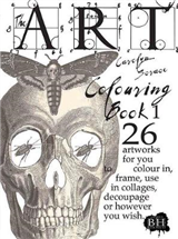 The Art Colouring Book 2