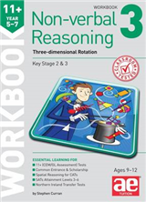 11+ Non-verbal Reasoning Year 5-7 Workbook 3