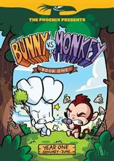 Bunny vs Monkey: Book 1