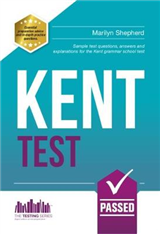 Kent Test: 100s of Sample Test Questions and Answers for the