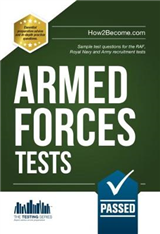Pass the Armed Forces Tests (Practice Tests for the Army, RA