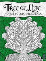 Tree of Life Advanced Colouring Book