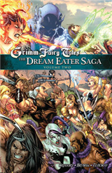 Grimm Fairy Tales: The Dream Eater Saga Volume 2