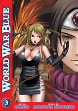 World War Blue: Vol 3
