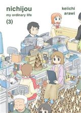 Nichijou Volume 3