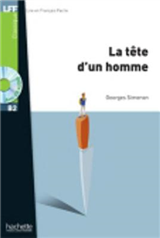 La tete d\'un homme - Livre & CD audio MP3