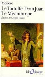 Le Tartuffe/Dom Juan/Le Misanthrope